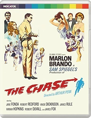 Buy The Chase (Dual Format Edition)