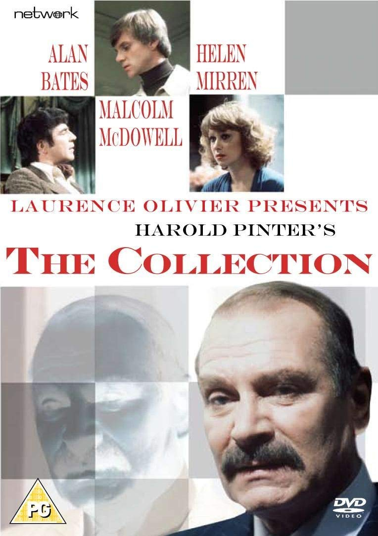 Buy Laurence Olivier presents Harold Pinter's The Collection