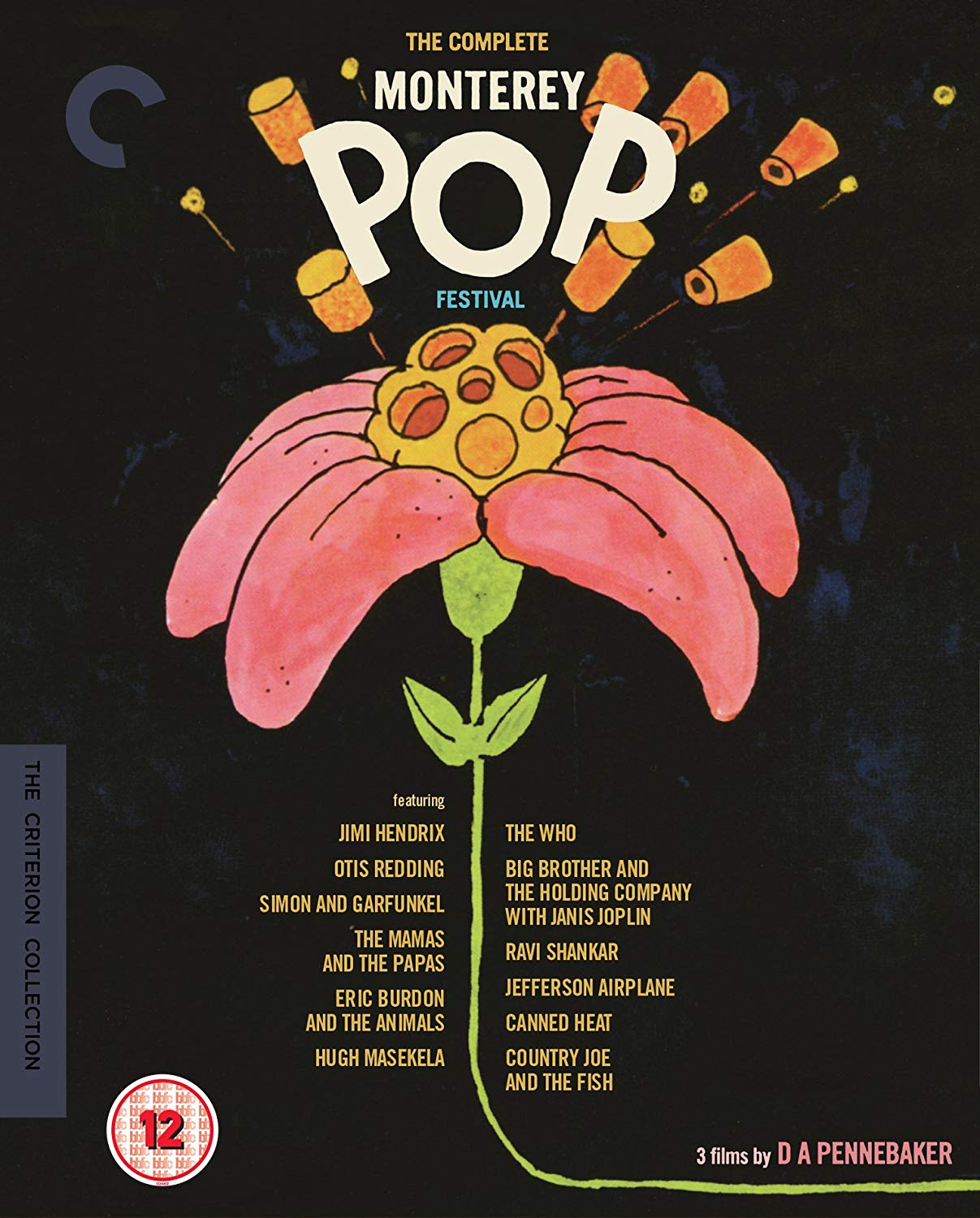 Buy The Complete Monterey Pop Festival (Blu-ray)