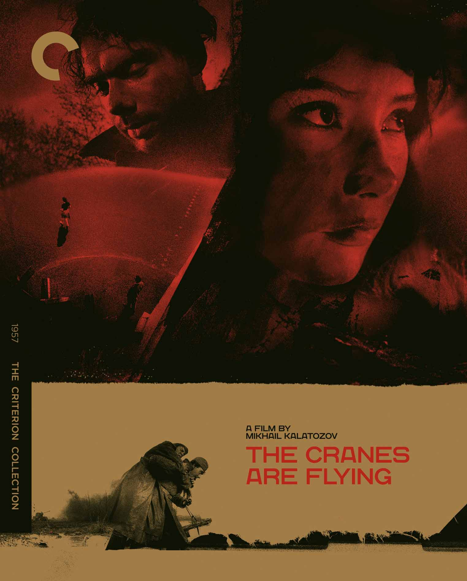 Buy PRE-ORDER The Cranes Are Flying (Blu-ray)