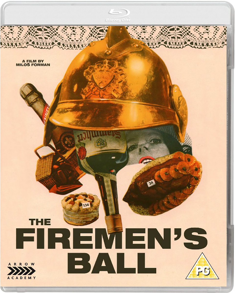 Buy The Firemen's Ball (Dual Format Edition)