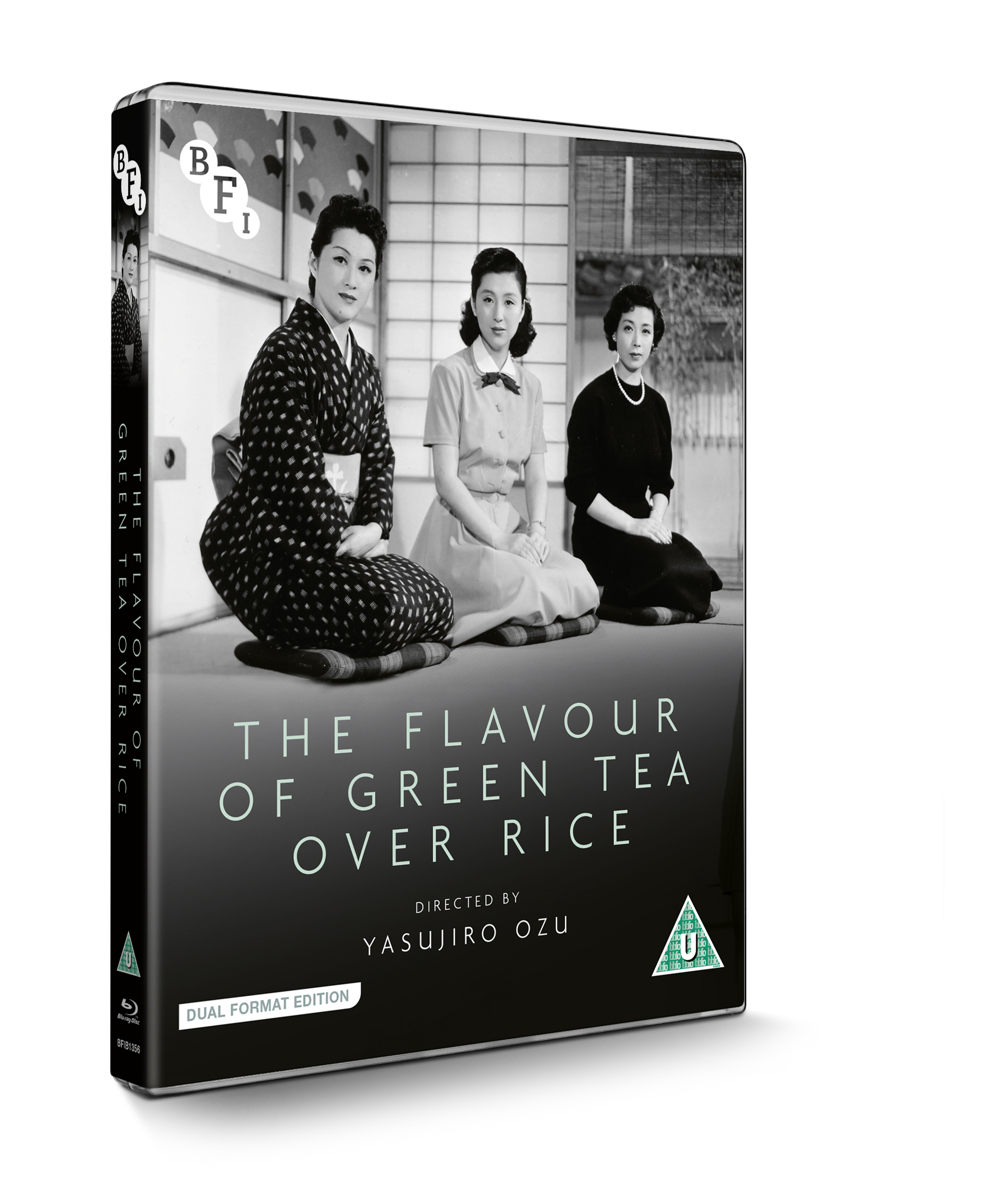 Buy The Flavour of Green Tea Over Rice (Dual Format Edition)