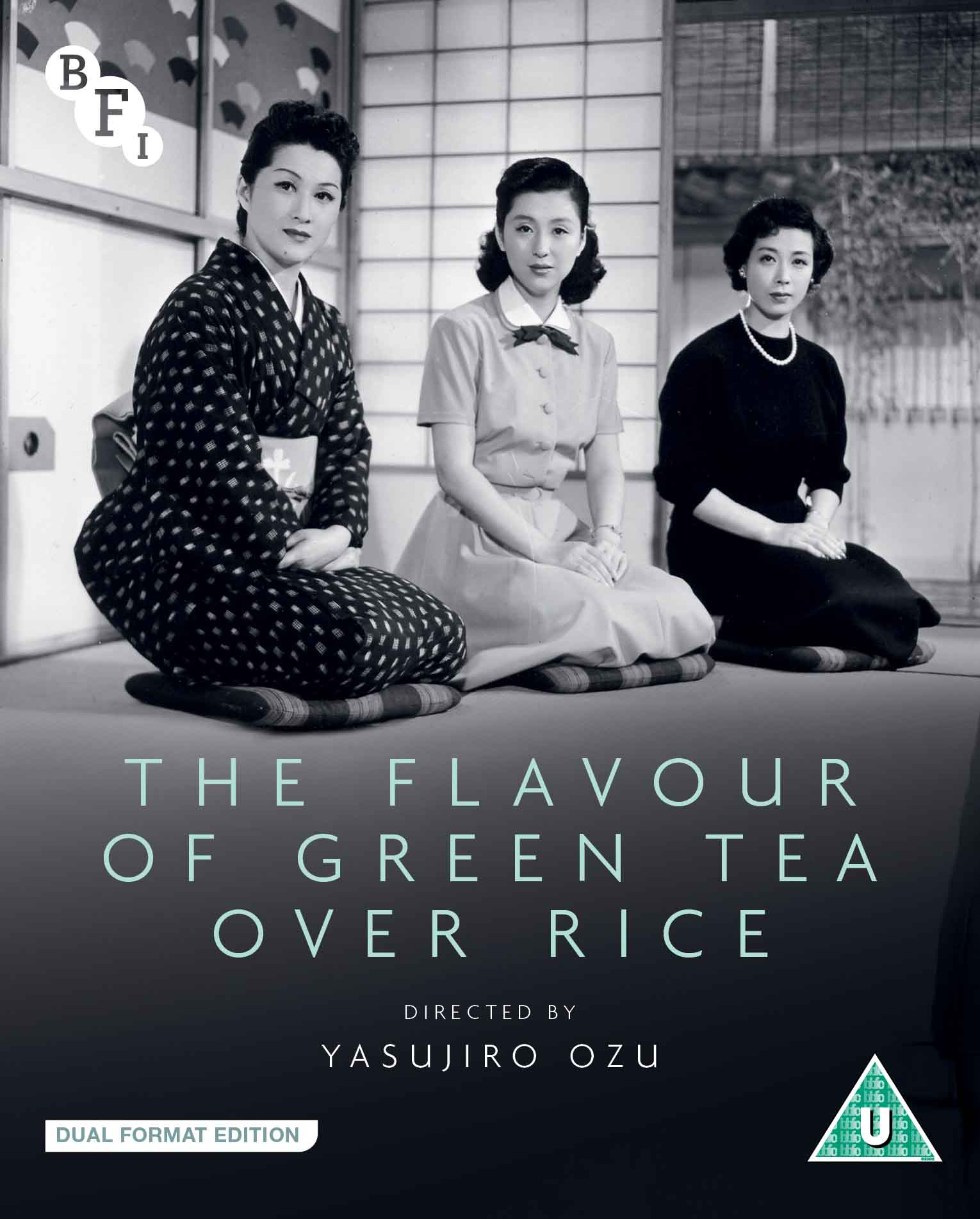 Buy PRE-ORDER The Flavour of Green Tea Over Rice (Dual Format Edition)