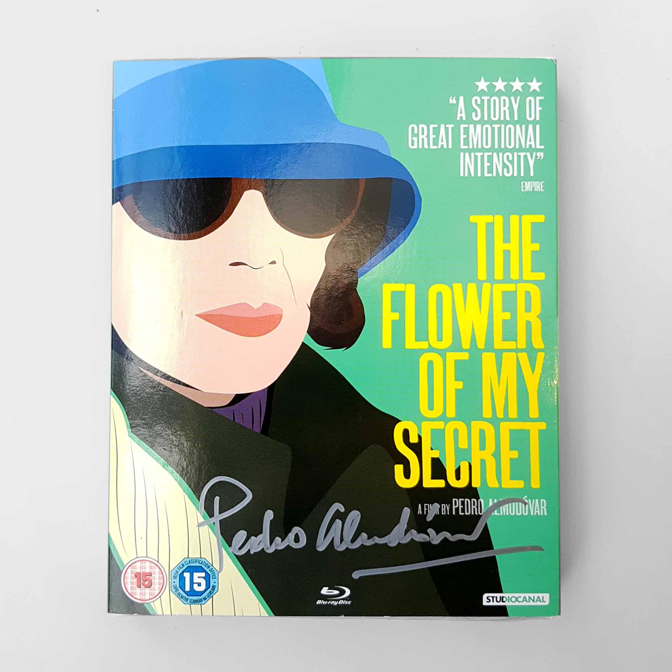 Buy The Flower of My Secret  (Blu-ray) SIGNED BY PEDRO ALMODOVAR