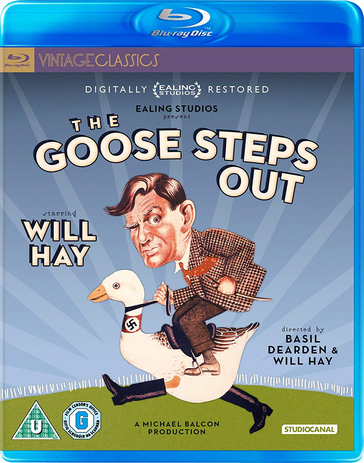 Buy The Goose Steps Out