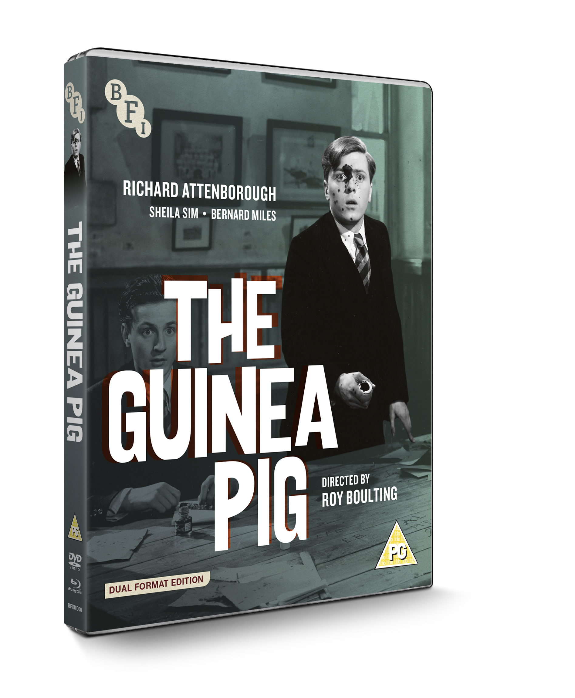 Buy PRE-ORDER The Guinea Pig (Dual Format Edition)