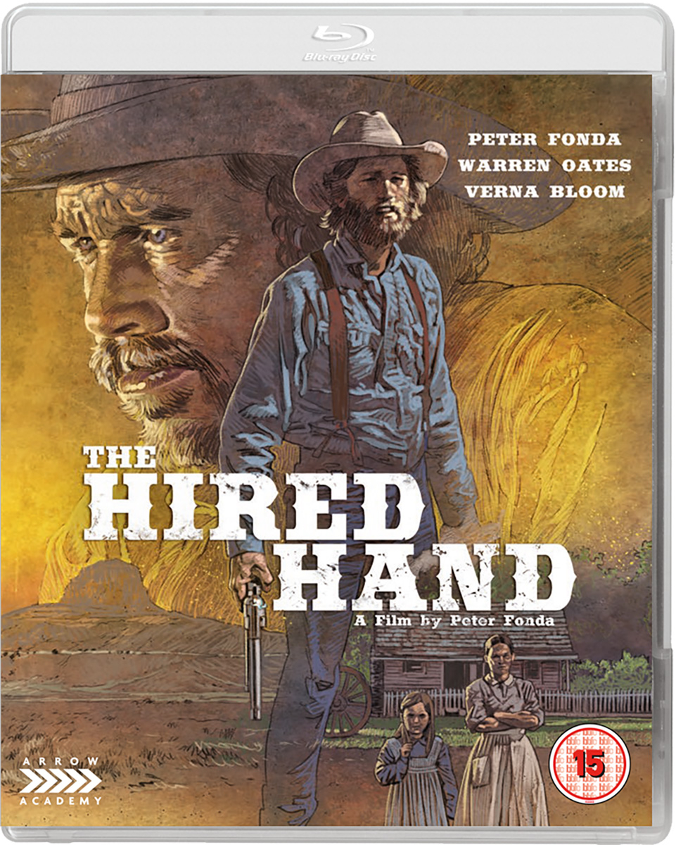 Buy The Hired Hand (Dual Format Edition)