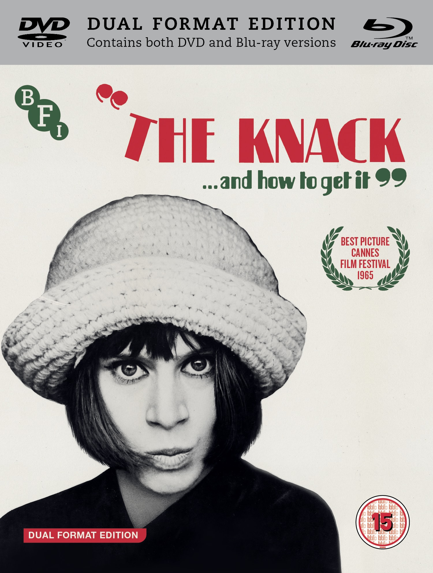 Buy The Knack...and how to get it (Dual Format Edition)