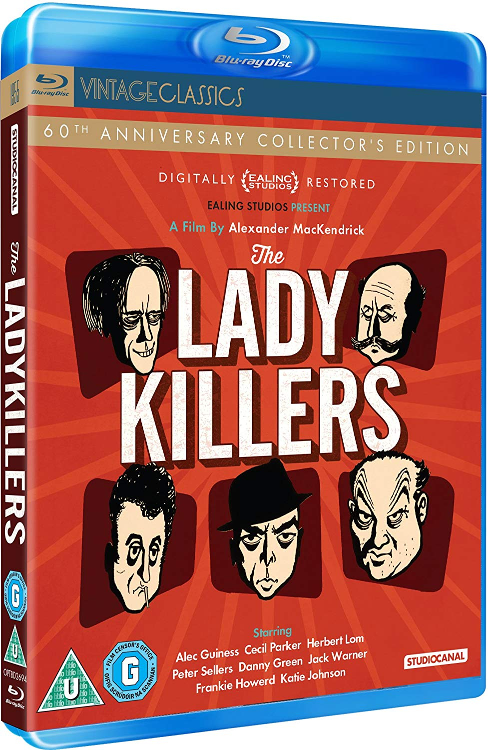 Buy The Ladykillers