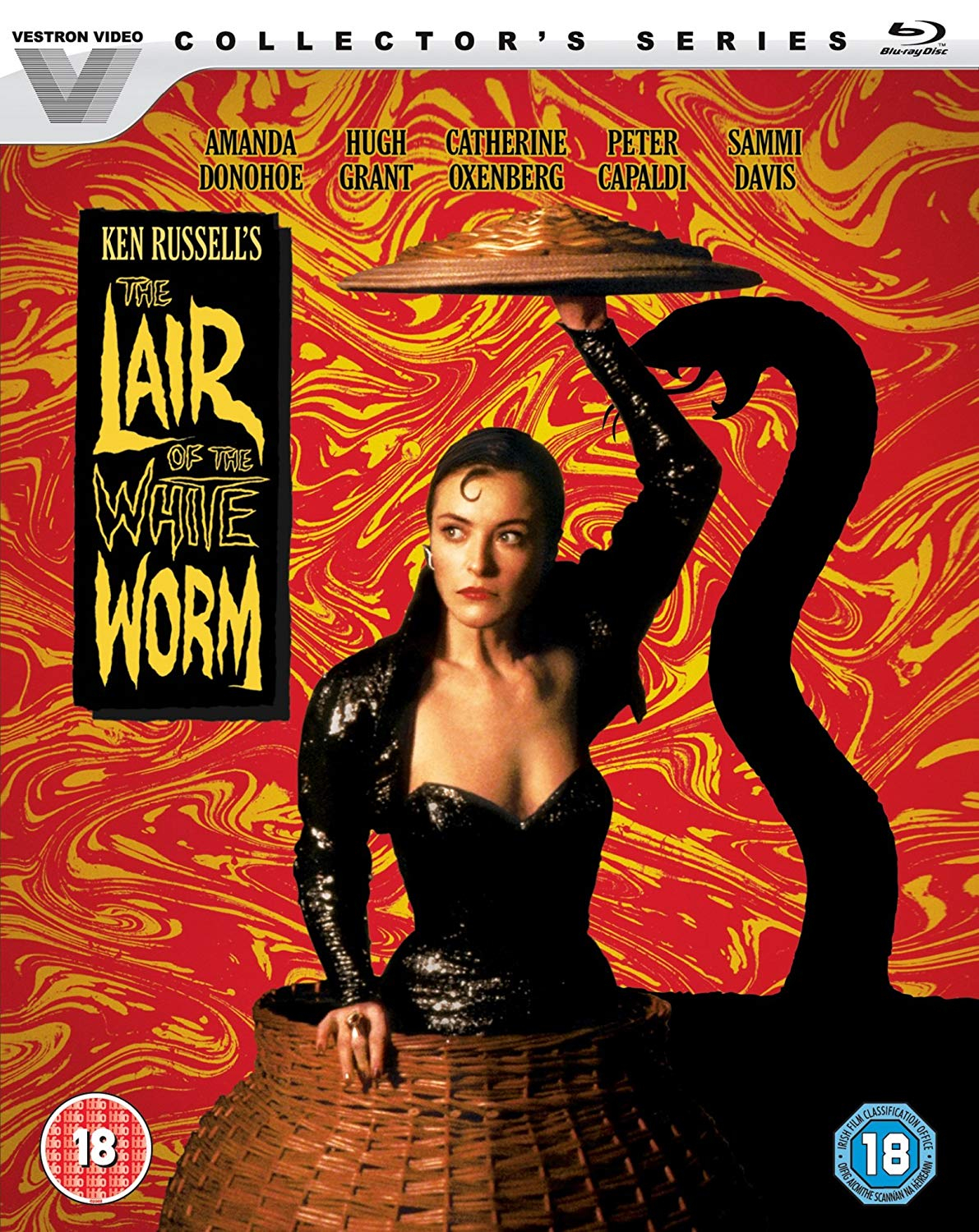 Buy The Lair of the White Worm (Blu-ray)