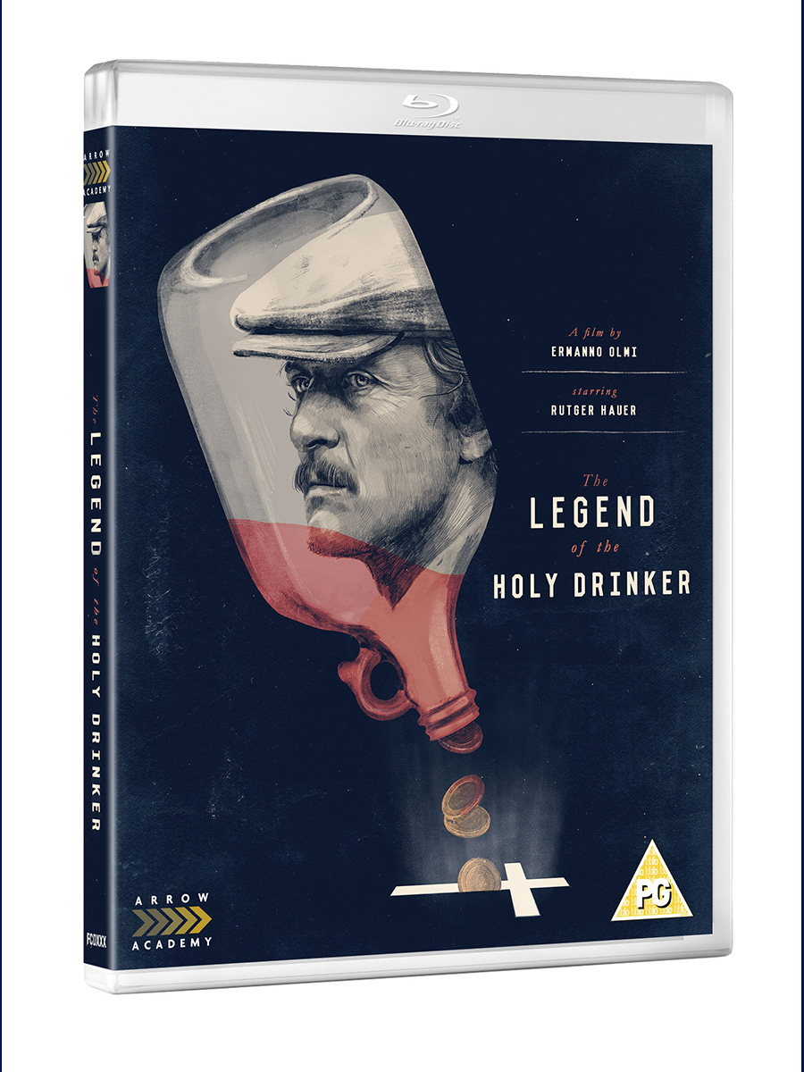 Buy The Legend of the Holy Drinker (Dual Format Edition)