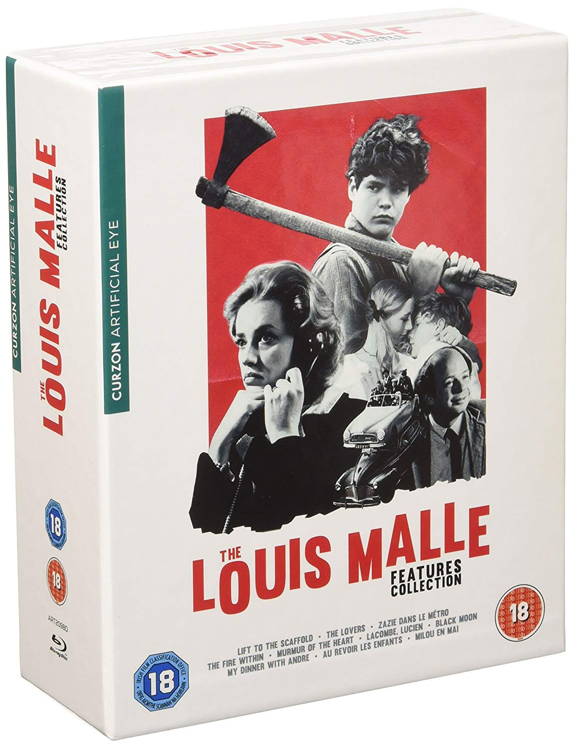Buy The Louis Malle Features Collection (Blu-ray Box Set)
