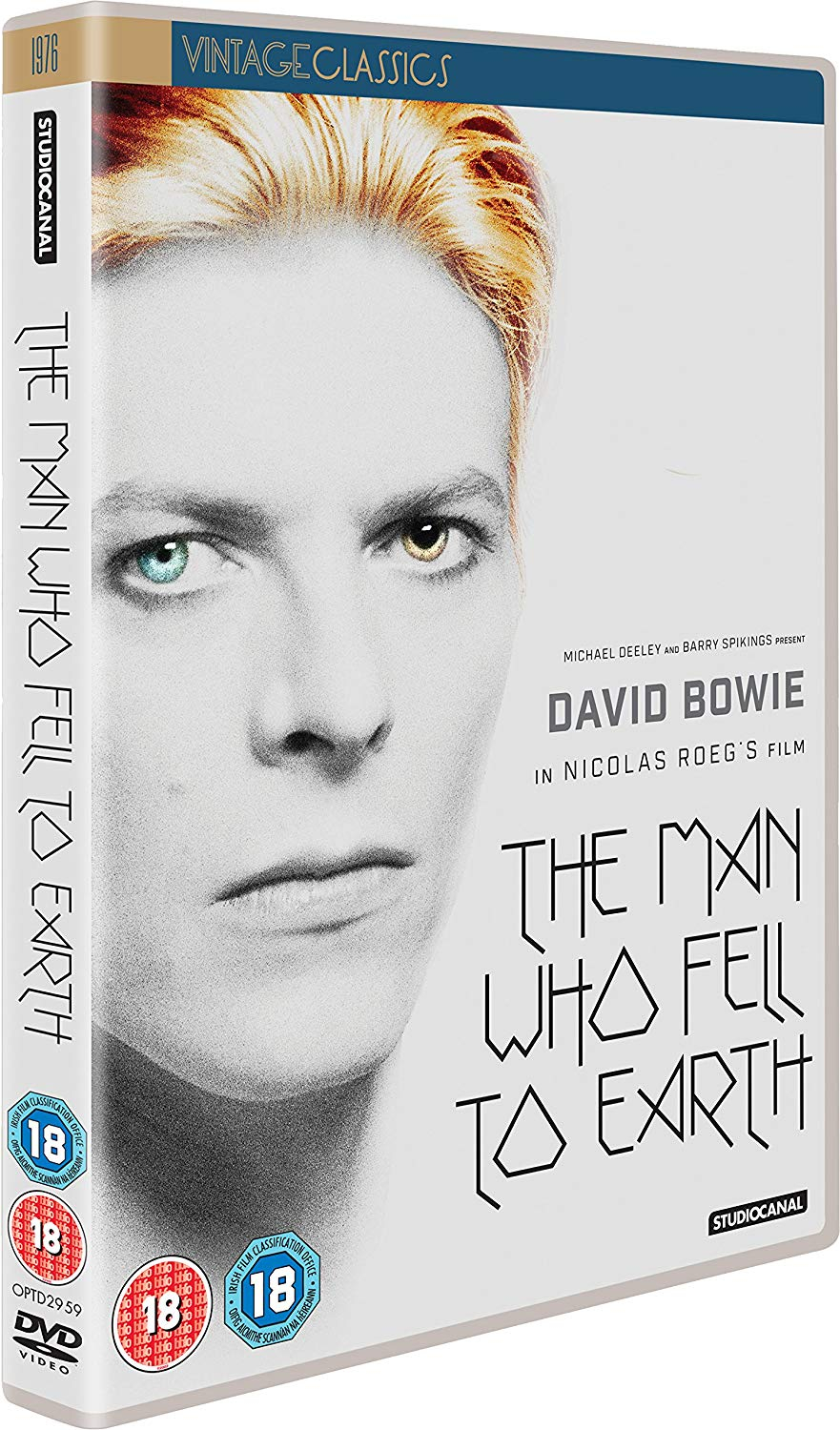 Buy The Man Who Fell to Earth