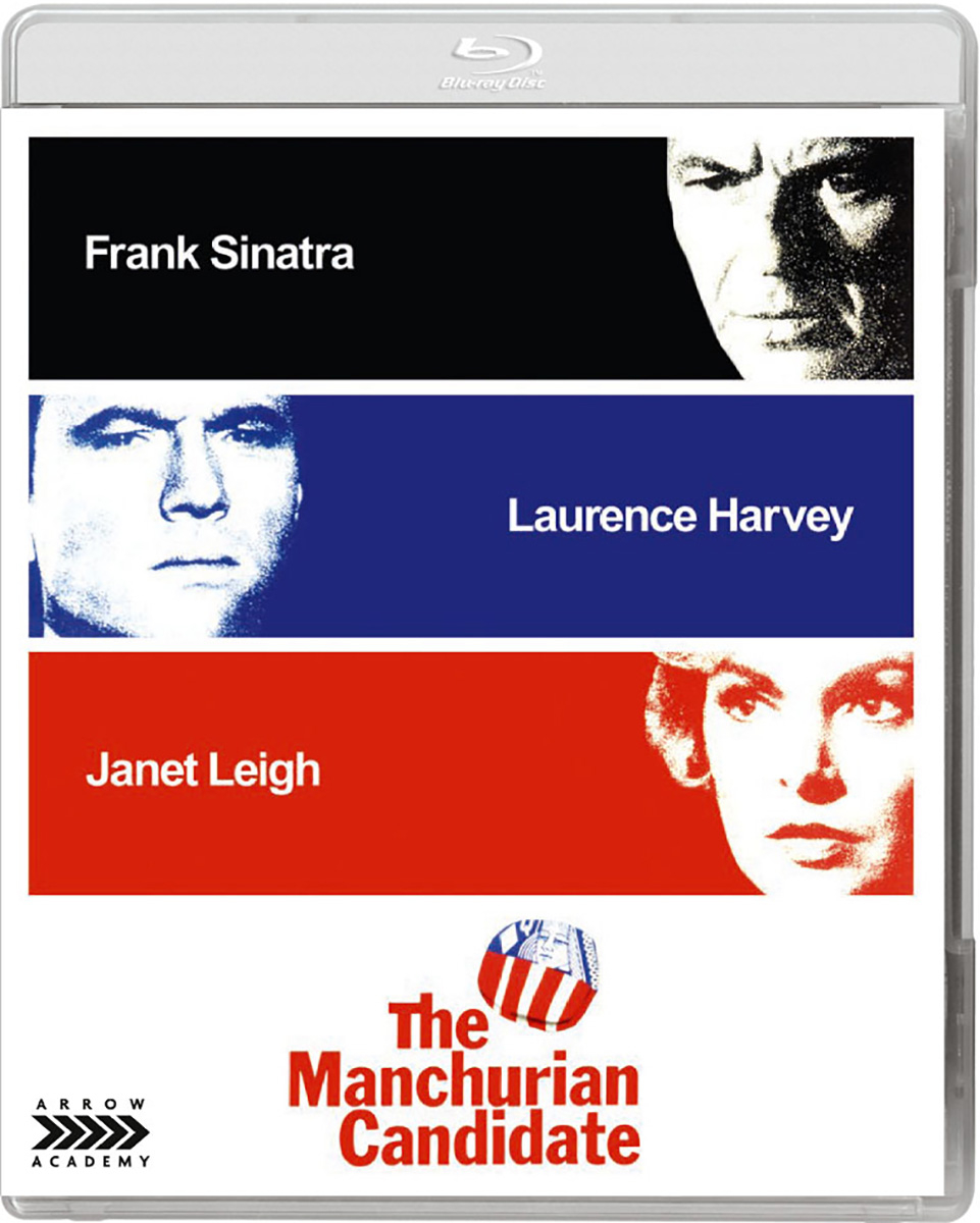 Buy The Manchurian Candidate (Dual Format Edition)
