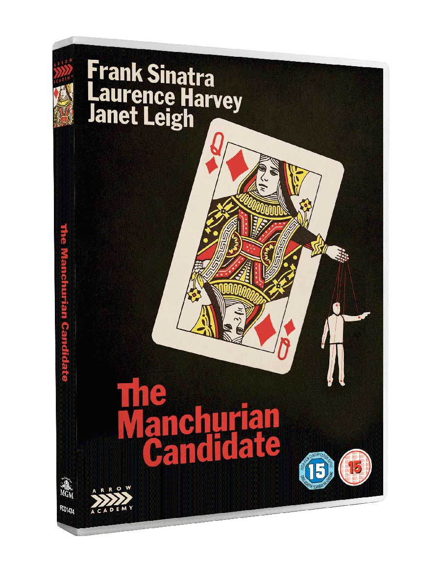 Buy The Manchurian Candidate