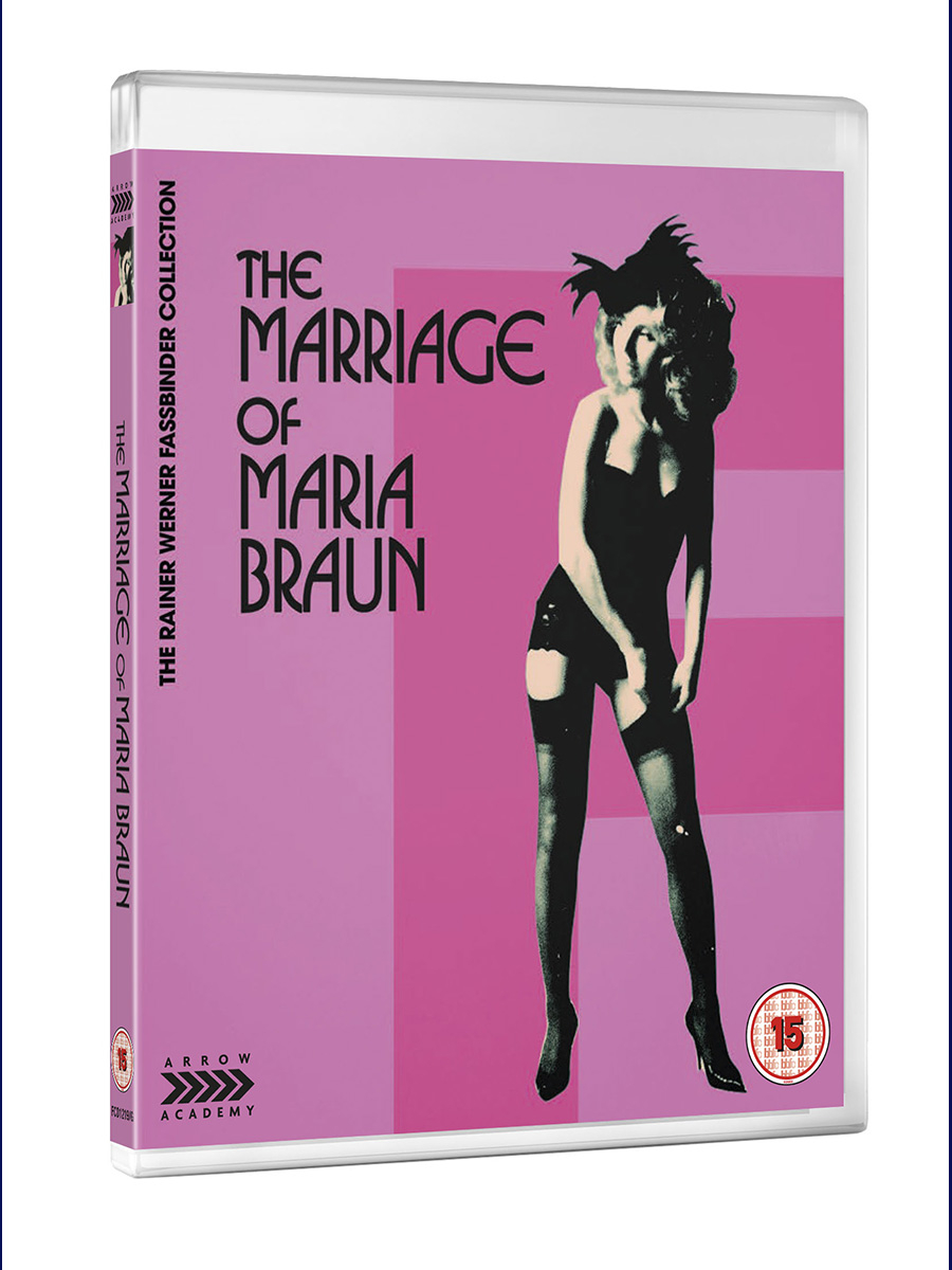 Buy The Marriage of Maria Braun (Blu-ray)