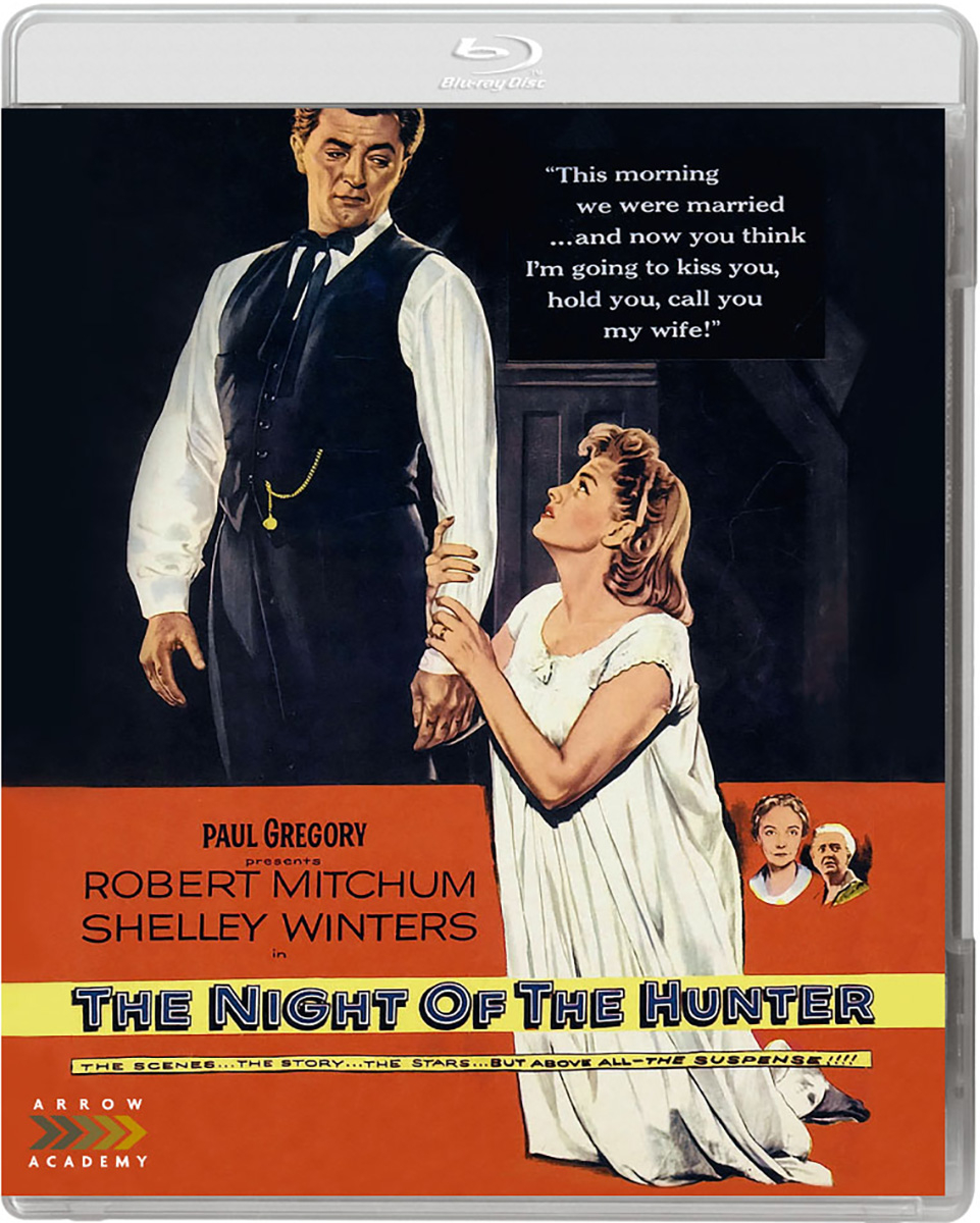 Buy The Night of the Hunter (Blu-ray)
