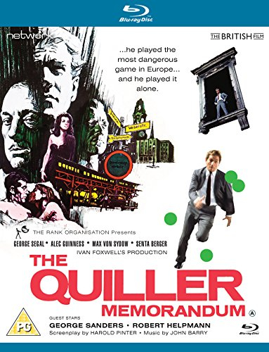 Buy The Quiller Memorandum (Blu-ray)