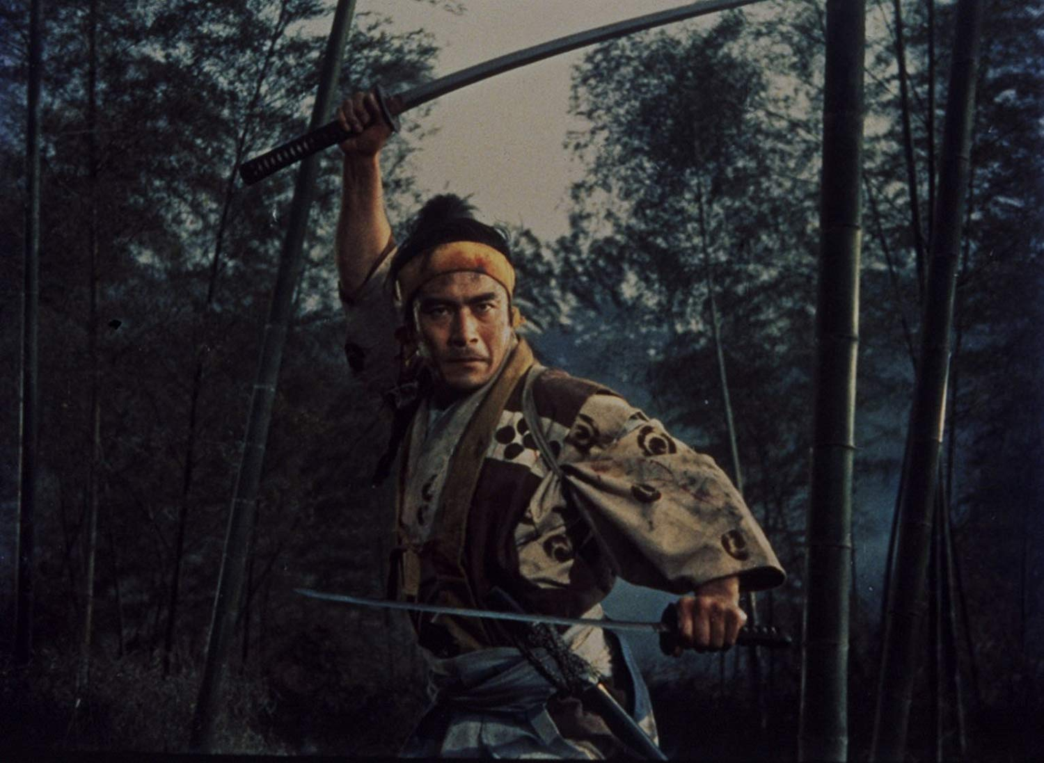 Buy The Samurai Trilogy (Blu-ray Box Set)