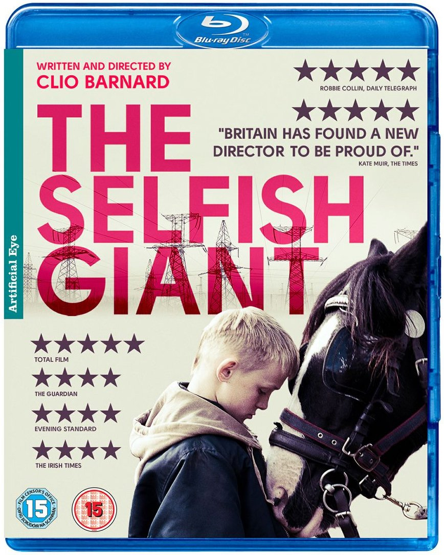 Buy The Selfish Giant (Blu Ray)