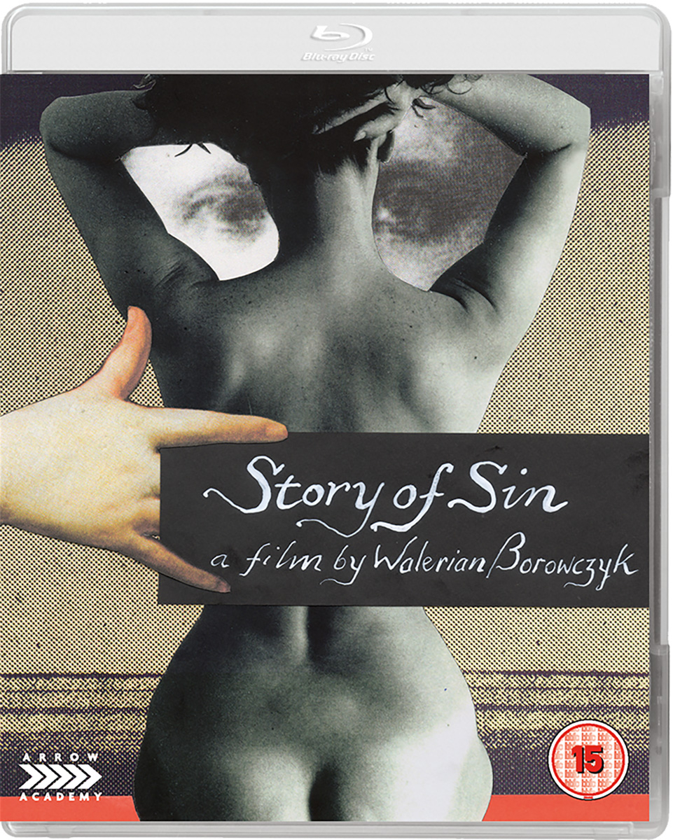 Buy Story of Sin (Dual Format Edition)