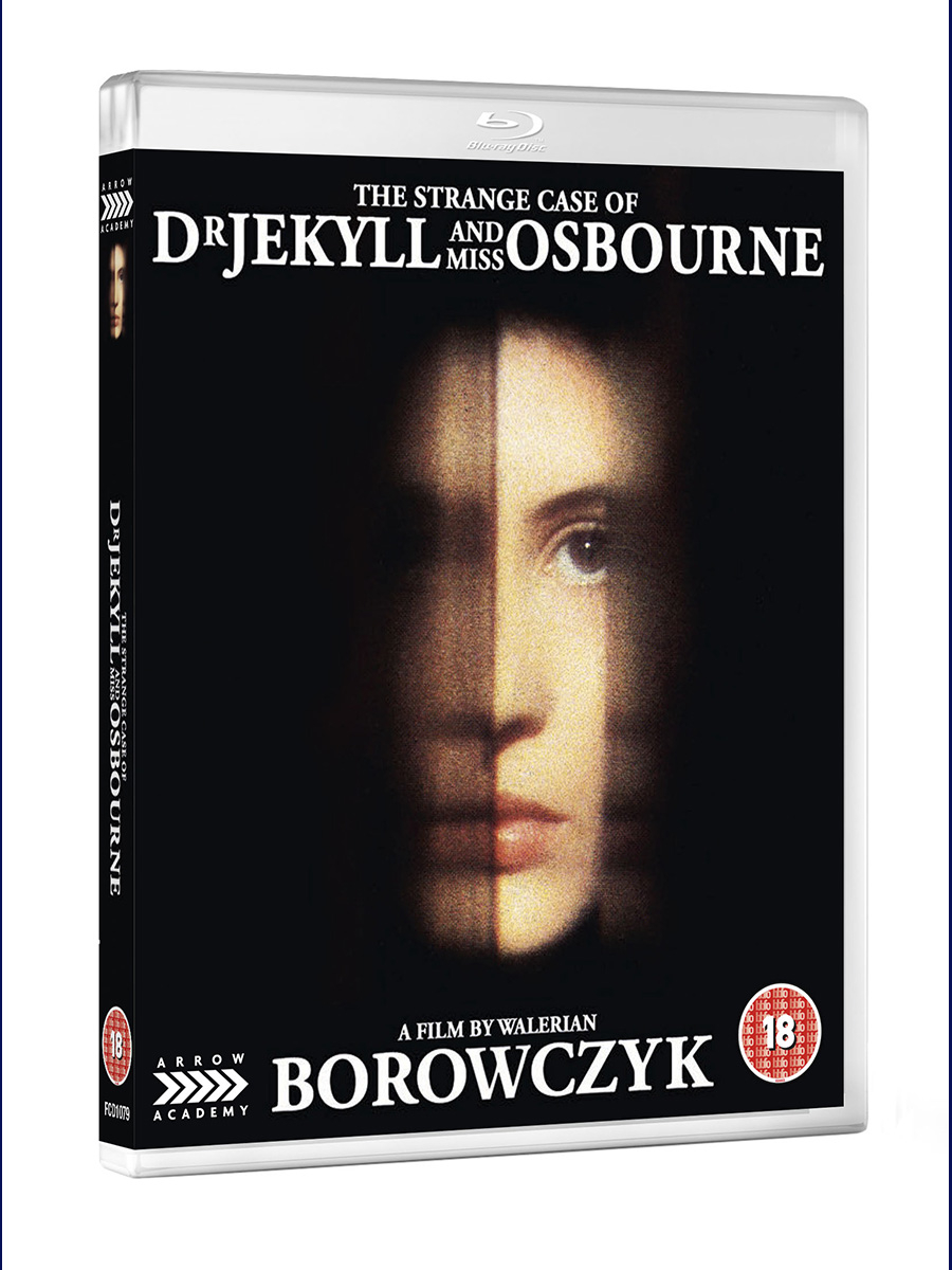 Buy The Strange Case of Dr. Jekyll and Miss Osbourne (Dual Format Edition)