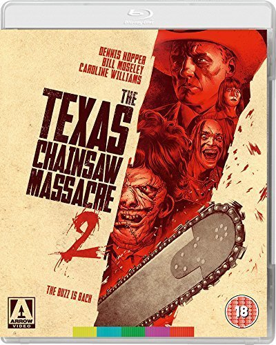 Buy The Texas Chainsaw Massacre 2 (Blu-ray)