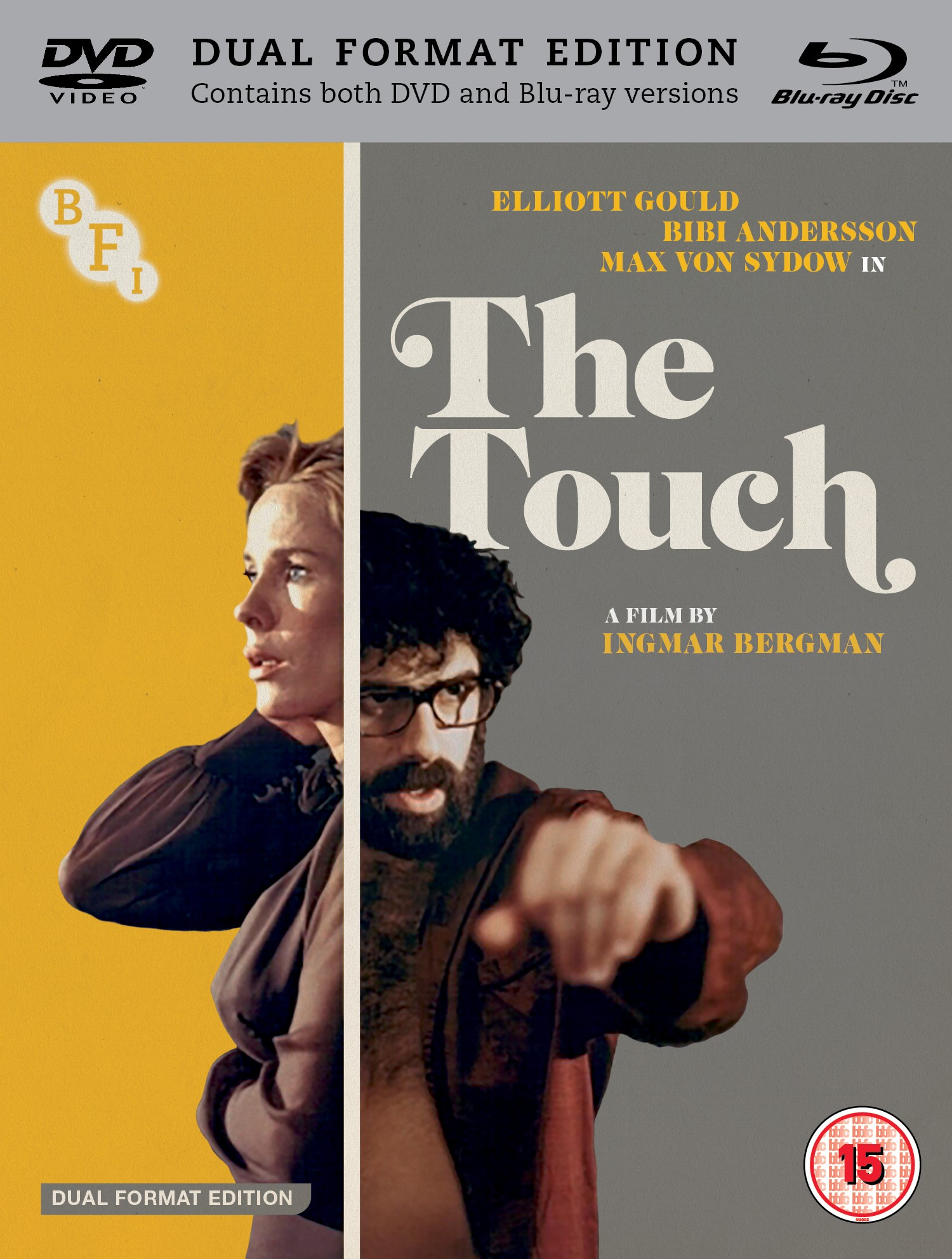 Buy PRE-ORDER The Touch (Dual Format Edition)