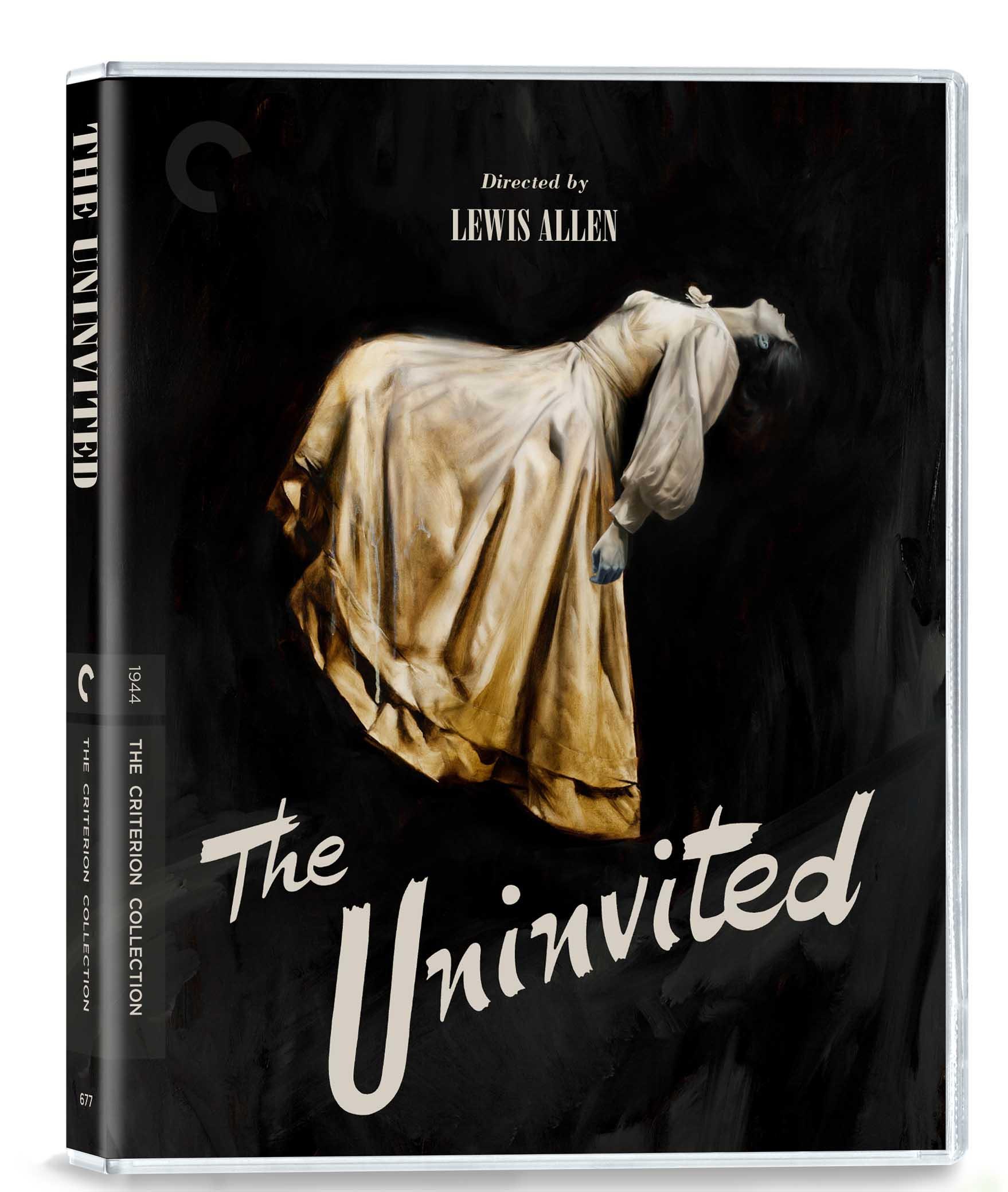 Buy PRE-ORDER The Uninvited (Blu-ray)
