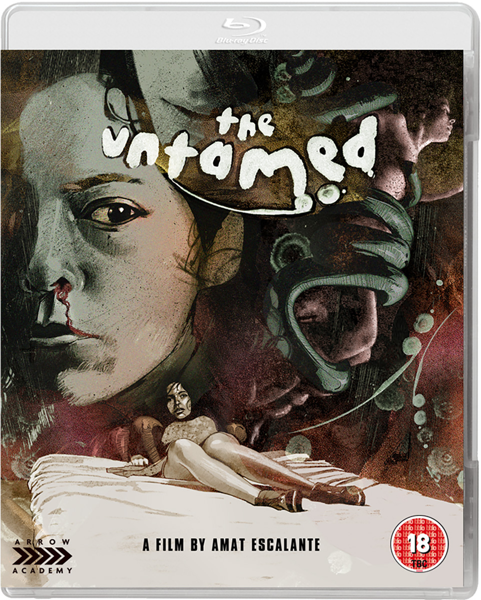 Buy The Untamed (Blu-ray)
