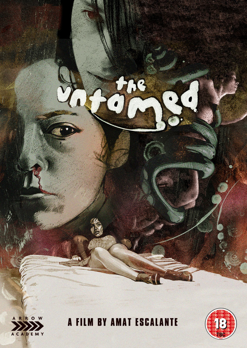 Buy The Untamed
