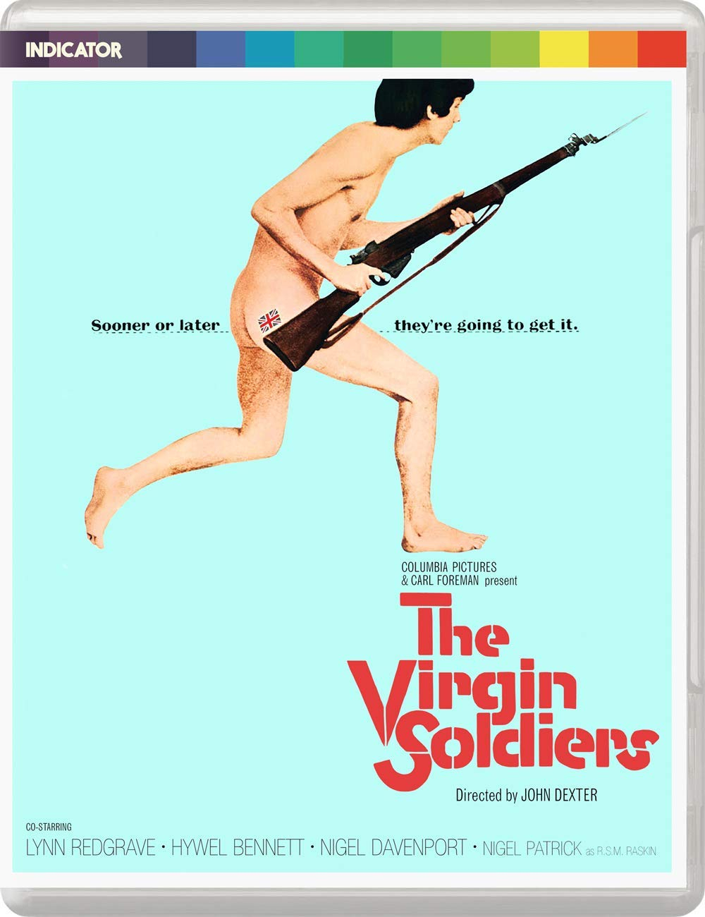 Buy The Virgin Soldiers (Blu-ray)
