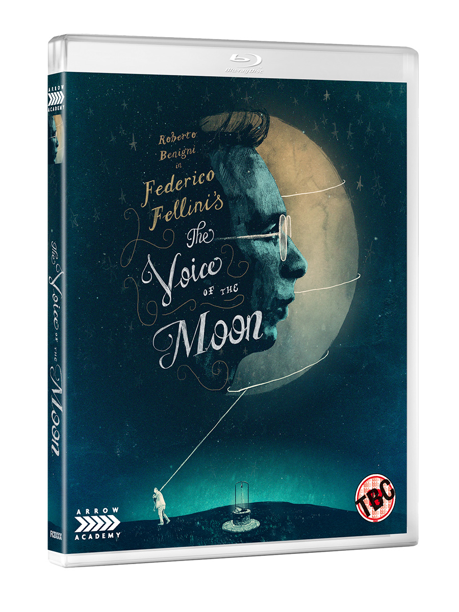 Buy The Voice of the Moon (Dual Format Edition)