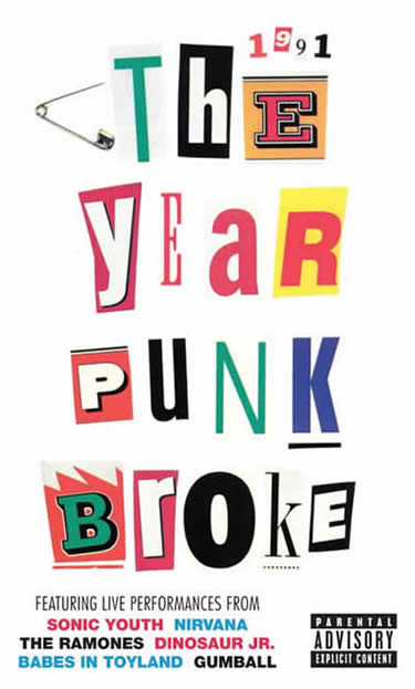Buy 1991: The Year Punk Broke