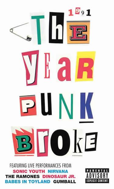 Buy 1991: The Year Punk Broke