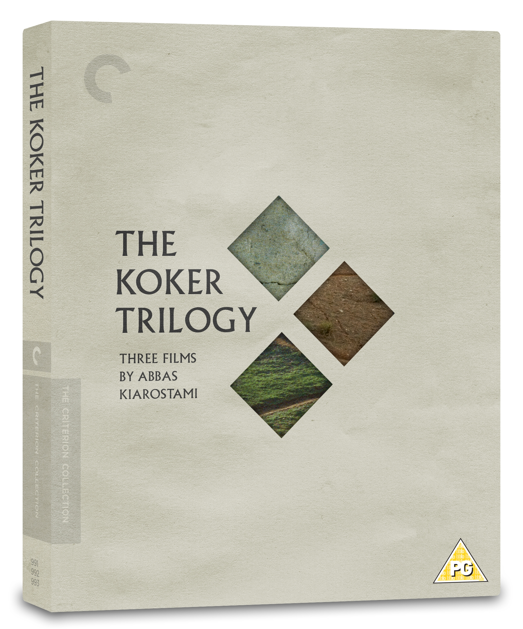 Buy The Koker Trilogy (3-disc Blu-ray Set)