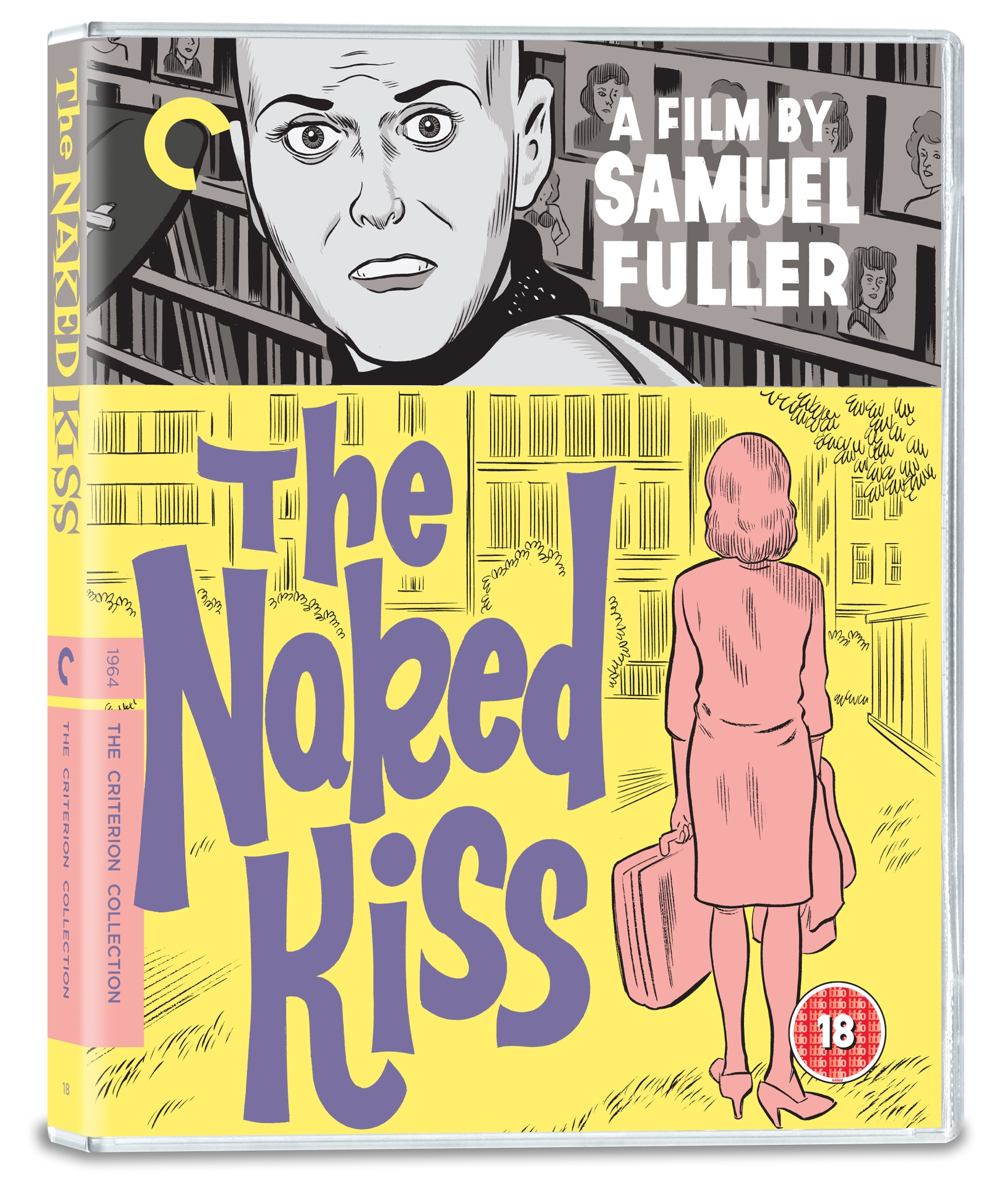 Buy The Naked Kiss (Blu-ray)