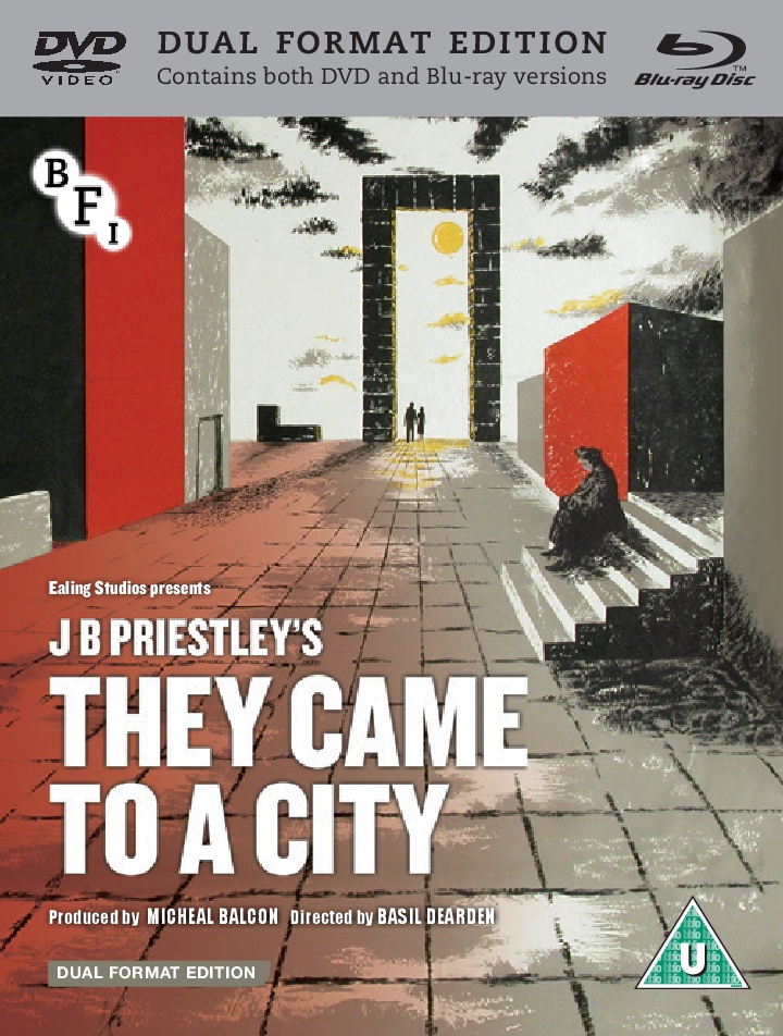 Buy PRE-ORDER They Came To A City (Dual Format Edition)