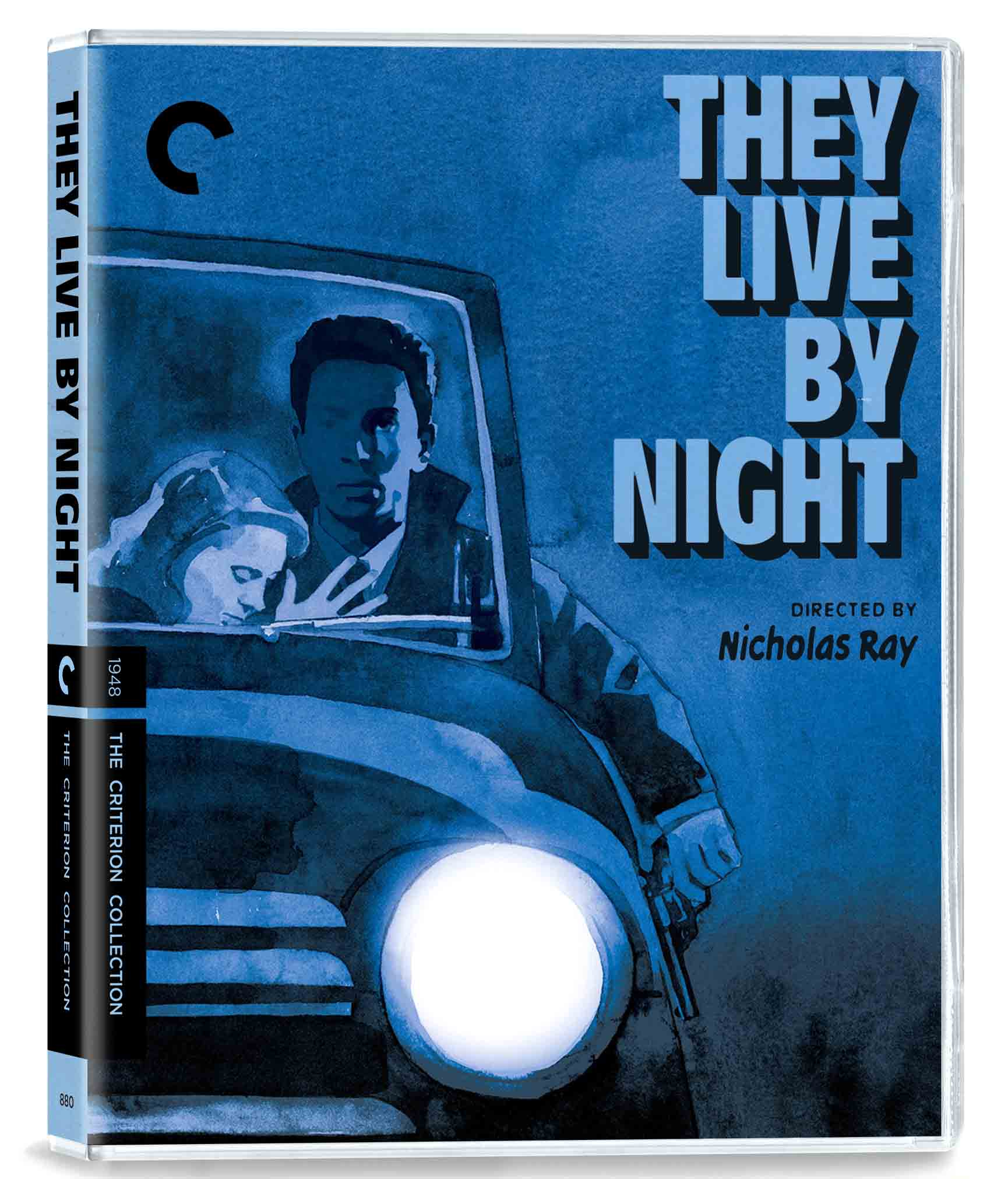 Buy They Live By Night (Blu-ray)