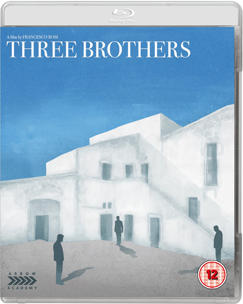 Buy Three Brothers (Dual Format Edition)