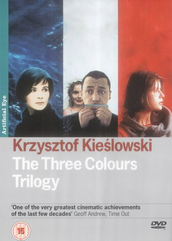 Buy The Three Colours Trilogy