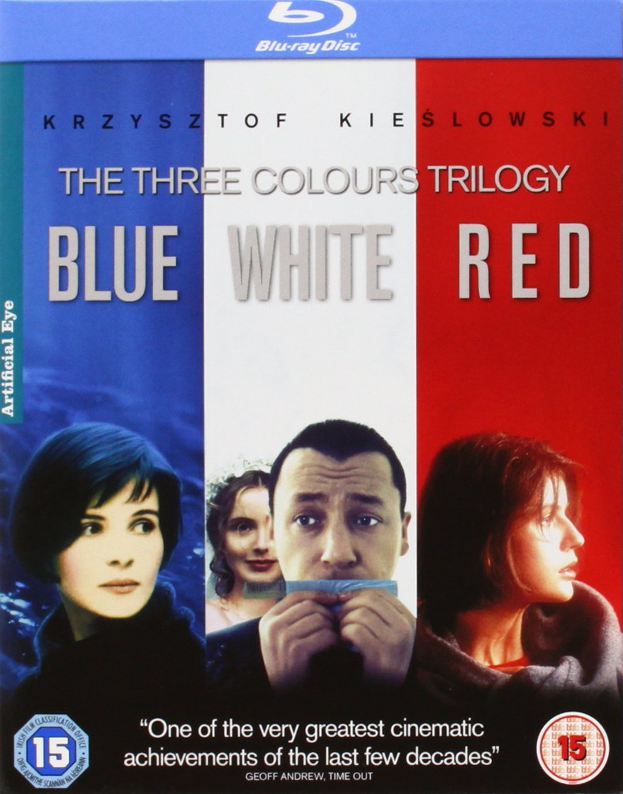 Buy The Three Colours Trilogy - Blu Ray