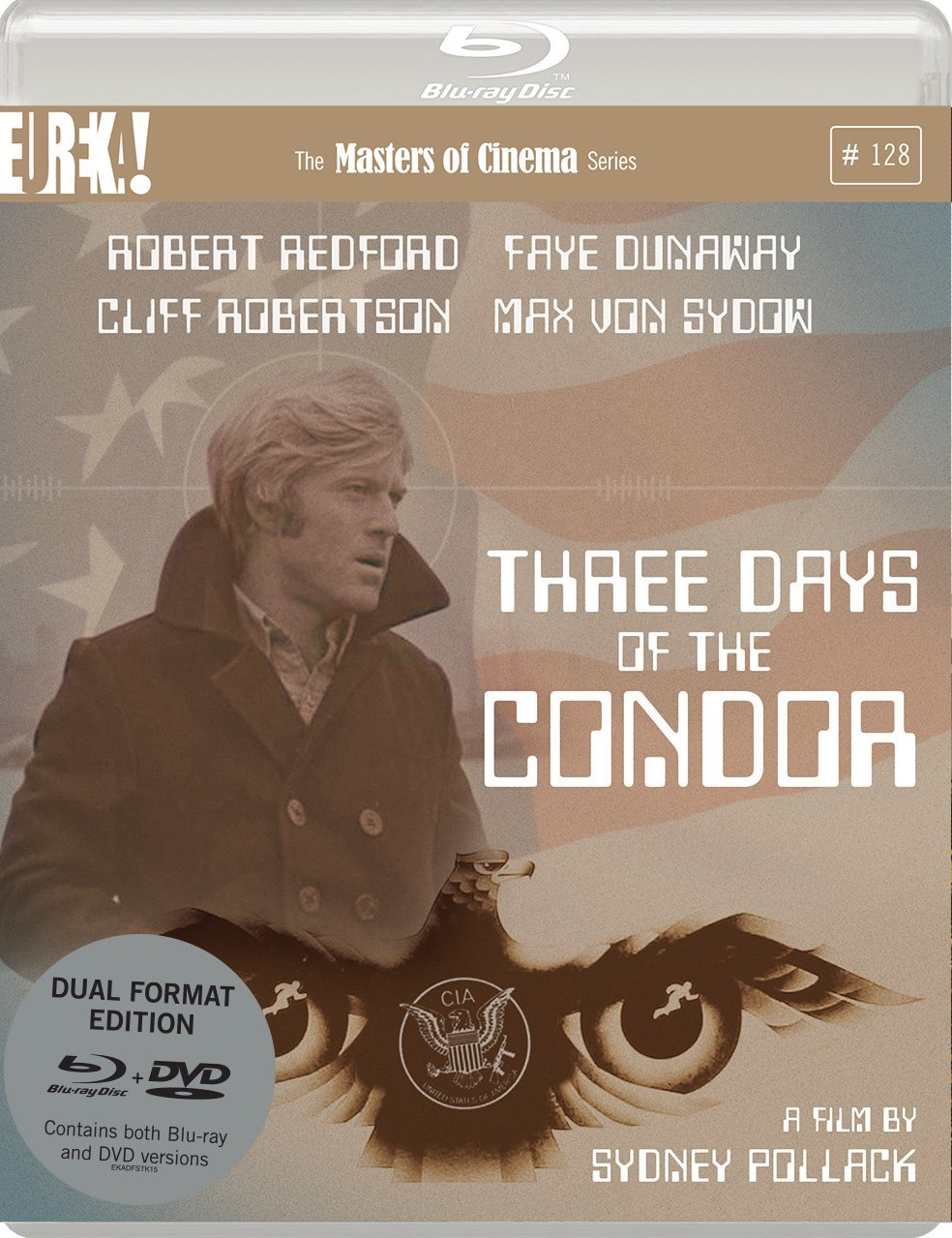 Buy Three Days of the Condor (Dual Format)