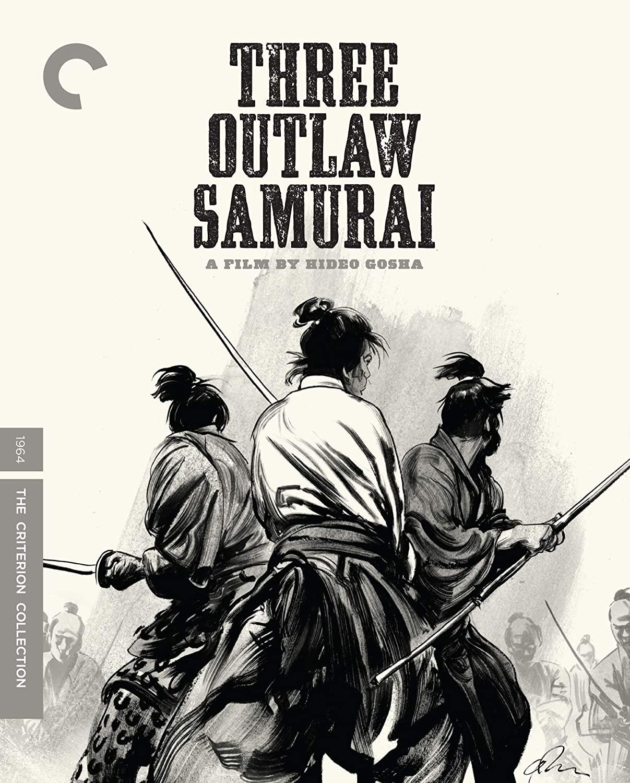 Buy PRE-ORDER Three Outlaw Samurai (Blu-ray)
