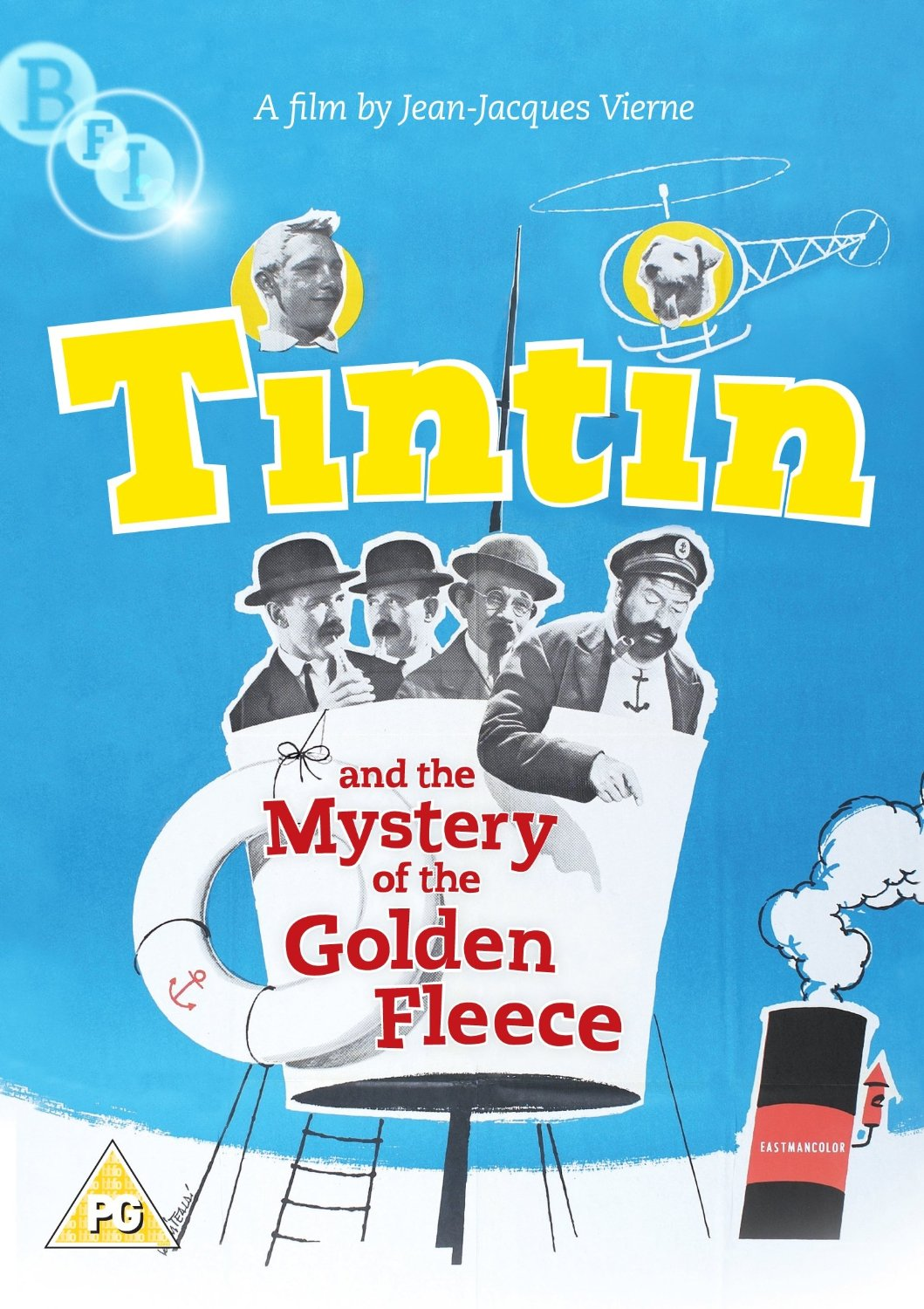 Buy Tintin and the Mystery of the Golden Fleece