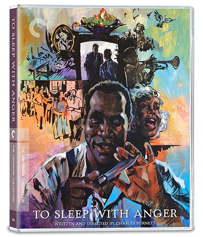 Buy To Sleep With Anger (Blu-ray)