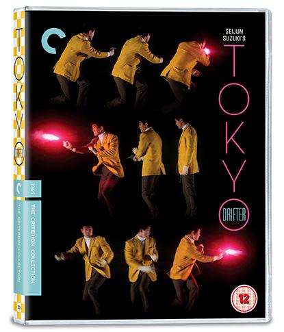 Buy Tokyo Drifter (Blu-ray)