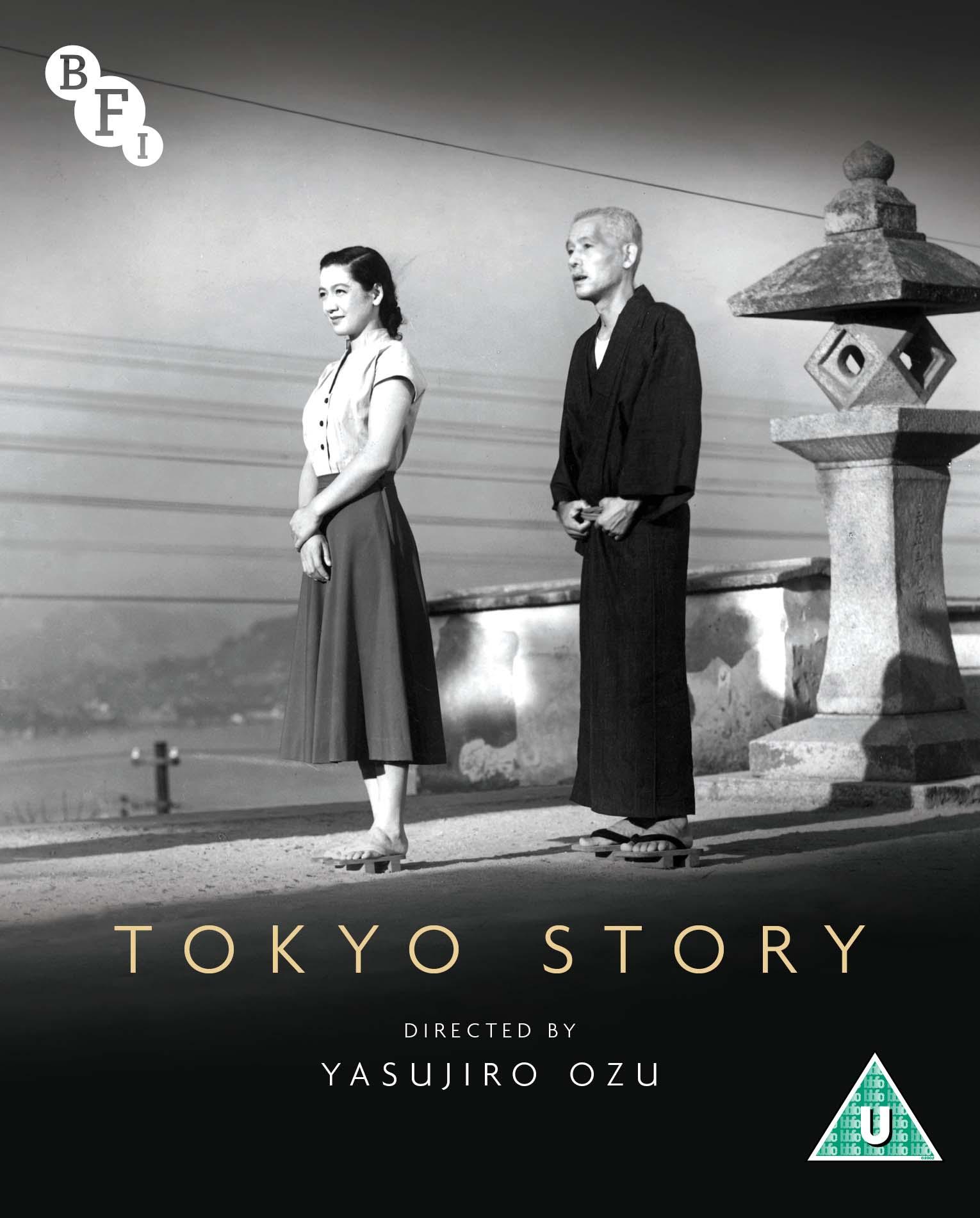 Buy PRE-ORDER Tokyo Story (Blu-ray)