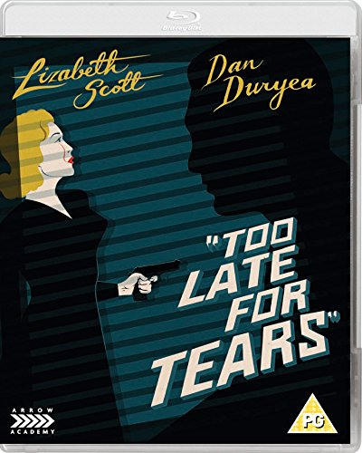 Buy Too Late for Tears (Blu-ray)