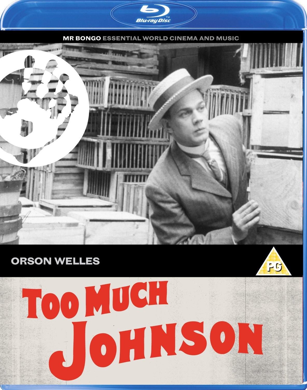 Buy Too Much Johnson